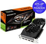 Gigabyte Nvidia GeForce GTX 1650 Gaming OC 4GB Graphics Card $204 + $14.95 (Free with eBay Plus) @ Futu Online eBay