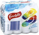 Frantelle Spring Water, 12x 600ml $3 + Delivery ($0 with Prime / $39 Spend) @ Amazon AU