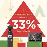 Osmo Pocket $499, Osmo Action $399, Tello Iron Man Edition Quadrotor Drone $149 @ DJI Store