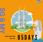 Singapore & Malaysia 5 Days Travel Sim Card with True Unlimited Data - $11.40 Delivered @ TravelKon