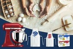 Win a KitchenAid Artisan Stand Mixer Worth $599 or 1 of 500 Apron Packs Worth $25 from Upfield Foods