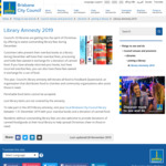 Library Amnesty - Fees Waived in Exchange for a Can of Food
