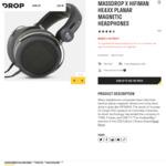 Massdrop X Hifiman HE4XX Headphones $130USD (~$190AUD) + Shipping @ Drop