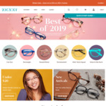20% off $50+ or 25% off $80+ @ Zenni Optical