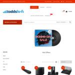 Todds Hi Fi Boxing Day Sale: Free Shipping to East Coast   Yamaha Yas 108B $169