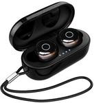 OVEVO Q65 Pro IPX7 TWS Bluetooth 5.0 Earphones & Charging Case $16.39 US (~$23.70 AU) Delivered @ GeekBuying
