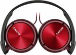 [NSW, ACT] Sony MDRZX310APR Stereo on Ear Headphones Red Colour $39 Delivered (Selected Areas) @ Home Clearance