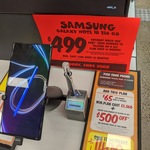 JB Hi-Fi: Samsung Galaxy Note 10 256GB $499 Upfront When You Port to Telstra $65/Month, 12 Month Plan ($780 m.c.)