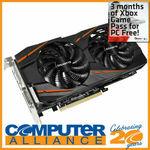 [eBay Plus] Gigabyte Radeon RX570 4GB GAMING $161.10 Delivered @ Computer Alliance eBay