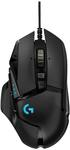 Logitech G502 HERO RGB Gaming Mouse $79 + Delivery ($0 C&C WA & VIC) @ PLE Computers
