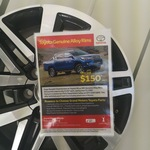 [QLD] Genuine Toyota Hilux SR5 Alloy Wheels $150 @ Grand Motors Toyota, Southport