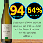 2019 Pioneer Road Clare Valley Riesling at $99/Dozen (Delivered) @ Skye Cellars