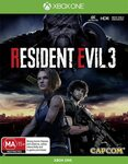 [XB1, PS4] Resident Evil 3 $69 Delivered @ Amazon AU