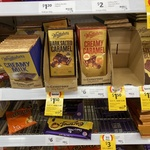 [VIC] Whittaker's Chocolate Blocks 250g $1.50 (Were $6) @ Coles (Echuca)