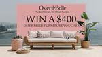 Win a $400 Osier Belle Gift Card from Seven Network