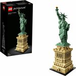 LEGO Architecture Statue of Liberty 21042 $119.20, Skyline Paris 21044 $68.88 Delivered @ Amazon AU