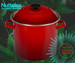 Win 1 of 4 Le Creuset Stock Pots from Nuttelex