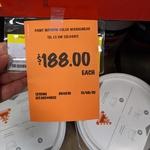 [NSW] Dulux Wash&Wear 15L Vivid White Low Sheen Paint $188 @ Bunnings Greenacre