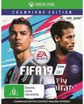 [XB1] FIFA 19 Champions Edition $10 @ JB Hi-Fi