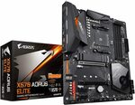 [Prime] Gigabyte X570 AORUS Elite $233.57 Delivered @ Amazon US via AU