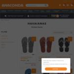 All Havaianas $11.99 Pair C&C/+ Delivery @ Anaconda