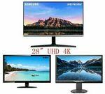 """Dahua 28"""" 4K UHD LED LM28-F401 FreeSync TN Monitor $220 Delivered @ Ggtech eBay"""