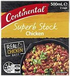 CONTINENTAL Rice or Pasta & Sauce (Side Dish) Variety of Flavours $1.10 + Delivery ($0 with Prime/ $39 Spend) @ Amazon AU