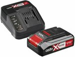 Ozito Power X Change 18V Charger and 2.5ah Battery $39 (Was $59.99) @ Bunnings