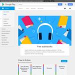 Free Classic Audiobooks @ Google Play Store
