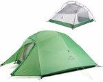 Naturehike Cloud-Up 2 People Hiking Tent US$64.99 (~A$84.23) AU Stock Delivered @ Banggood