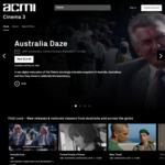50% off Any Film on ACMI Cinema 3