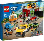 LEGO 60258 City Tuning Workshop $59 (Was $119) in-Store Only @ BIG W