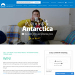 Win a Cruise to the Antarctic Worth $25,000 from Chimu Adventures