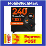 [eBay Plus] Boost Mobile $300 240GB Prepaid Starter Kit 12 Month $220.45 Delivered @ Mobile Tech Mart eBay