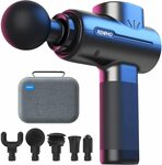 RENPHO Upgraded R3 Muscle Massage Gun $109.99 Delivered ($50 off) @ AC Green Amazon AU