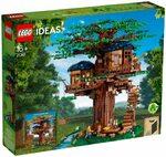LEGO Ideas Tree House 21318 Playset $223.20, Harry Potter Hogwarts Castle 71043 $519.20 Delivered @ Amazon AU
