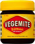 Vegemite 380g $4.08 ($3.67 with S&S) + Delivery ($0 with Prime/ $39 Spend) @ Amazon AU