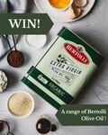 Win a 6x Assorted Bottles of Bertolli Products from Bertolli