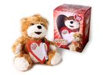 FREE Teddy Bear with Purchase of 6pk Enigma Cornettos @ Woolworths