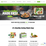 9 Meals for $59 or $6.55 Per Meal (Non-Recurring, New Customers) @ Youfoodz
