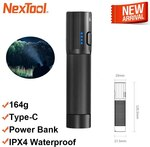 US$1 off: New Nextool Flashlight Type-C Rechargeable 1200lm IPX4 US$27.82 (~A$38.49) @ Xiao_MI Youpin AliExpress
