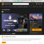 [PC, Steam] HUMANKIND A$55.99, HUMANKIND Digital Deluxe Edition A$68.39 (Expired) @ Fanatical