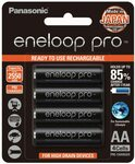 Panasonic AA Eneloop Pro Battery 4-Pack $19.95 or $17.96 S&S / 8-Pack $37.75 + Delivery ($0 with Prime/ $39 Spend) @ Amazon AU