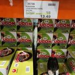 Nongshim Udon Noodle Bowl 6x276g $13.49 @ Costco