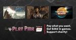 [PC, Mac, Steam] Humble Best of Asmodee Digital Bundle (Digital Board Games) - $1.39/  $16.68/ $17.17 - Humble Bundle @Steam