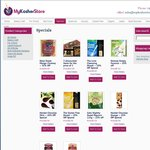 Kosher Halal Gluten Free Foods - 80 Items on Special