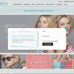 Mix Clothing $15 off and Free Shipping When You Spend $50