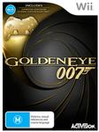 Nintendo Wii Golden Eye + Gold Controller - $24 Save $36