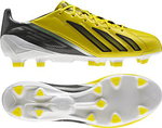 New Adidas Adizero F50 TRX Firm Ground Football Boots LEA-G65302 - Save 30% - Delivered $155