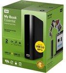 Western Digital My Book Essential 2TB USB3.0 External Hard Drive $114 @ DSE